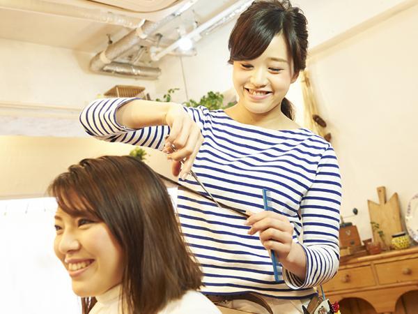 美容師(中途)【hair_Love_One/太田店】