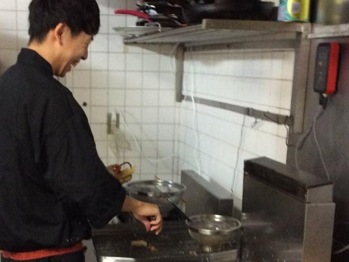 調理の基礎から、高い技術まで身に付けることが出来ます。