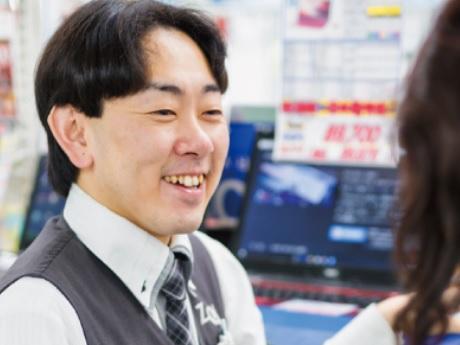 店舗スタッフ【OAナガシマ/富士宮店】