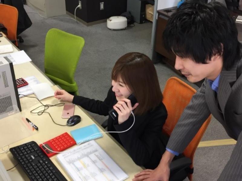 コールスタッフ【本社】