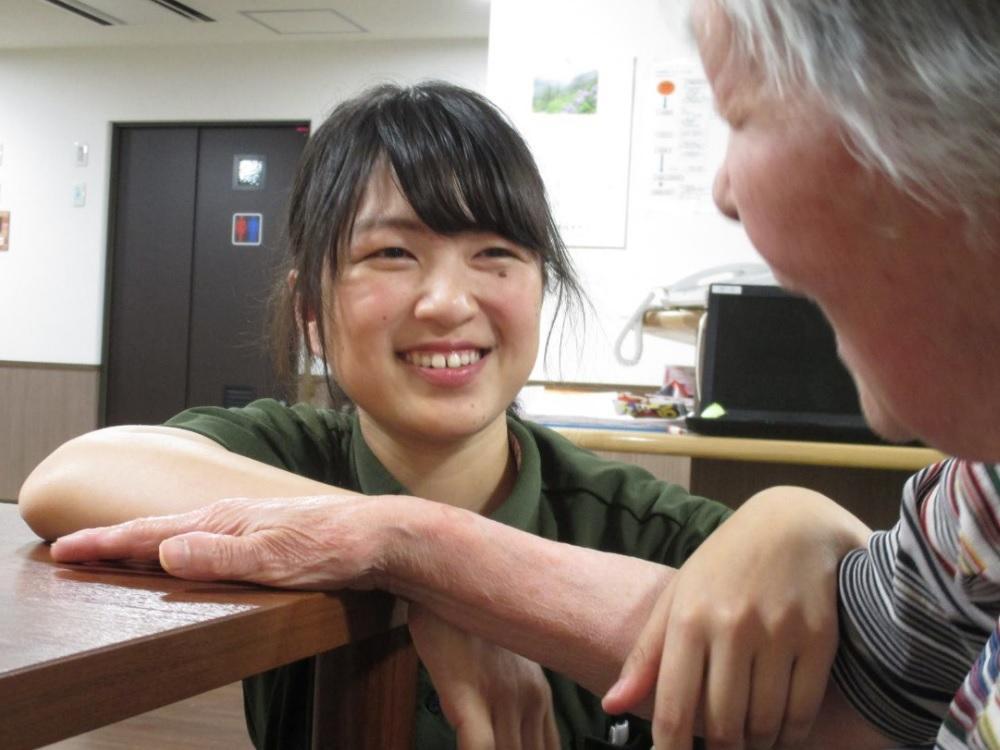 介護福祉士職員【グループホーム/雪割草】