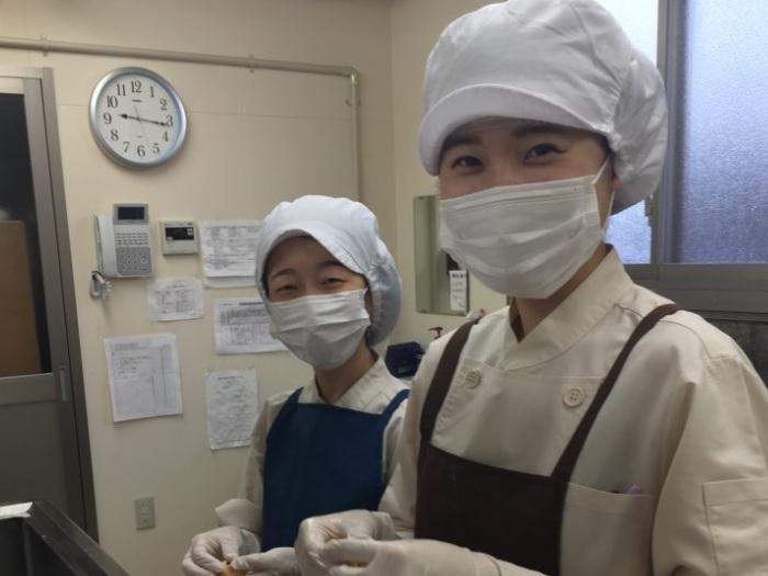 調理職員【介護老人保健施設/みさと苑】
