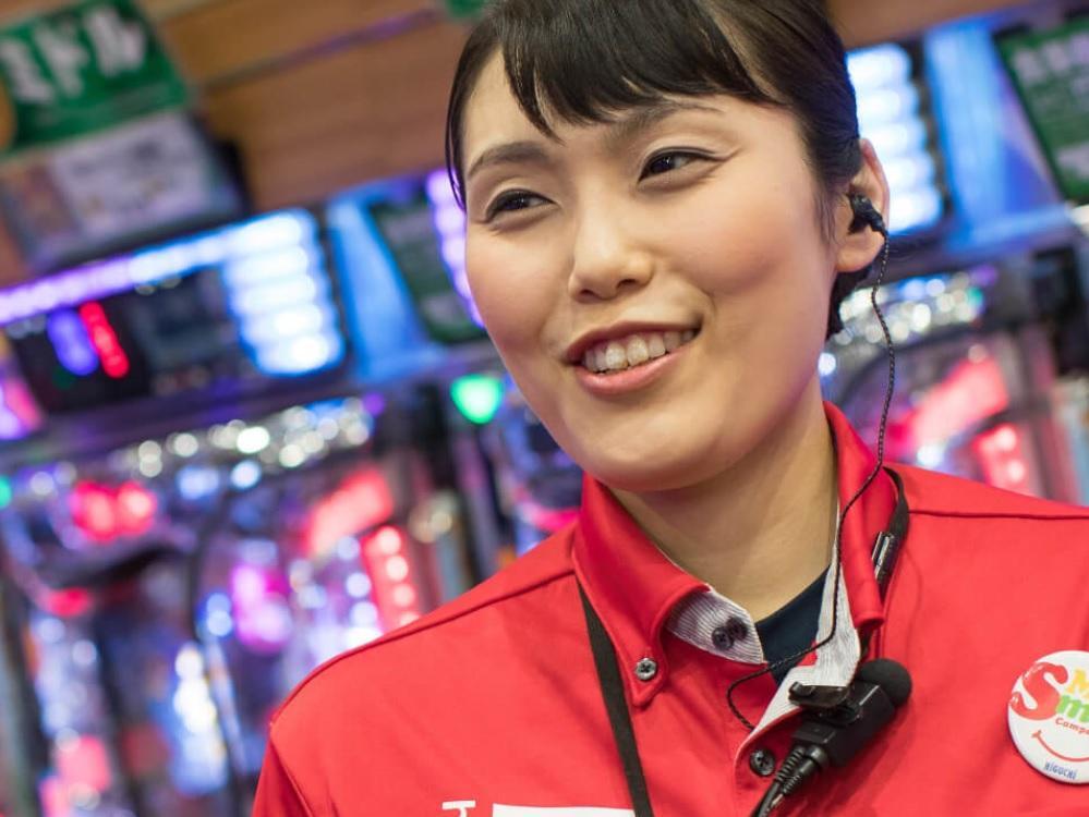 パチンコ店スタッフ【まるみつ/鹿屋店】