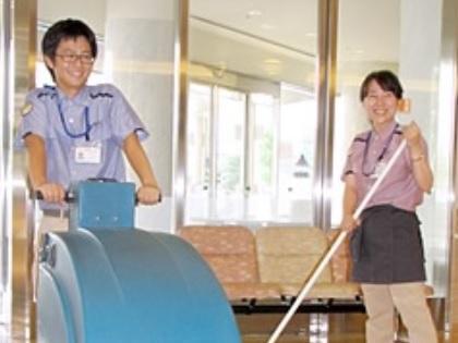 清掃スタッフ【にっとく人財】