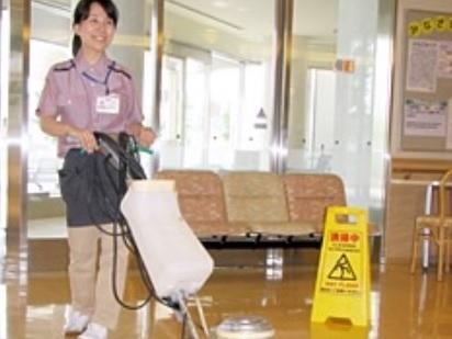 清掃スタッフ【CKD小牧工場】