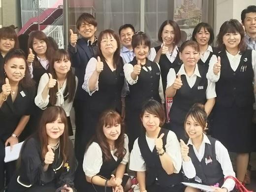 幅広い層の女性が活躍しているアットホームな雰囲気の職場です!