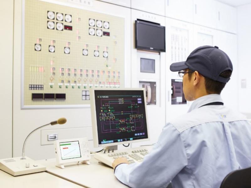 設備機器が本来の機能を充分に発揮することで環境が保たれます。