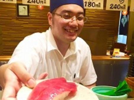 寿司職人スタッフ(中途)【本社】