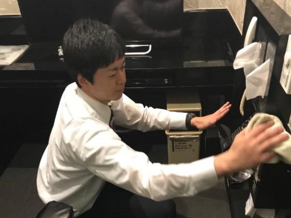 店舗フロントスタッフ(中途)【花太郎/町田店】