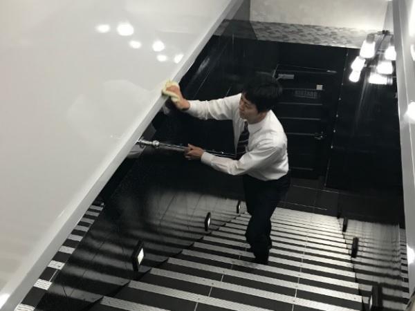 店内を常に清潔に保つことが何よりも喜ばれるポイントです。