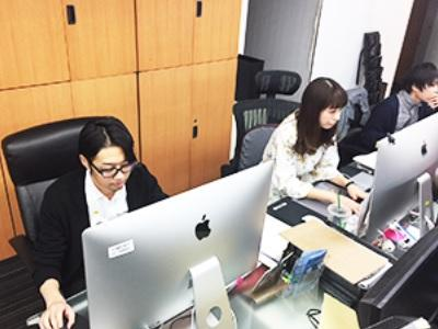 Webデザイナー・HTMLコーダースタッフ(中途)【本部】
