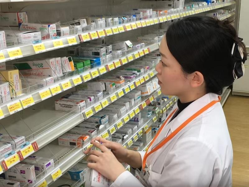 地域医療の一翼を担う『かかりつけ薬局』でもあります。
