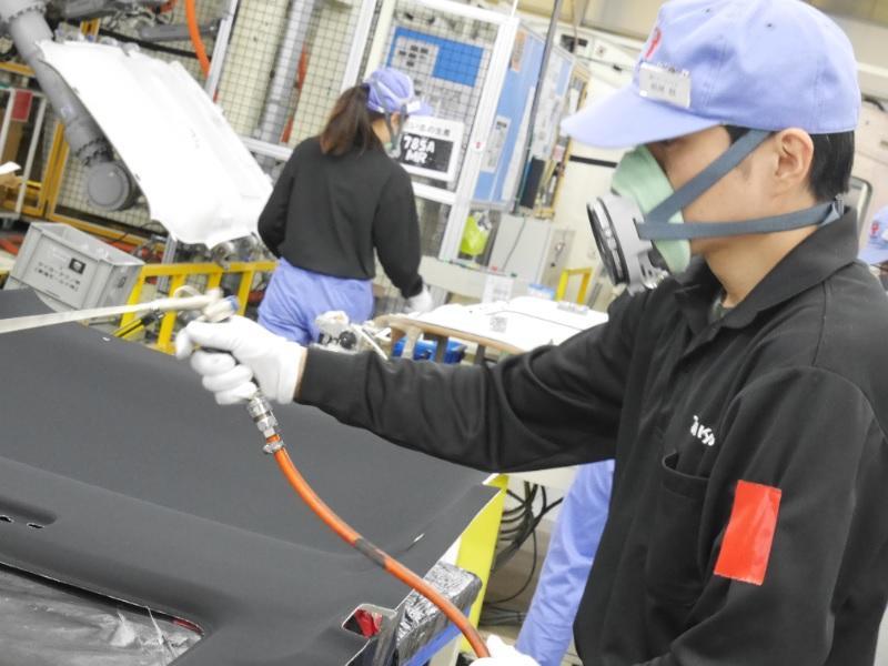 製造・工場スタッフ(中途)【トヨタ車体】
